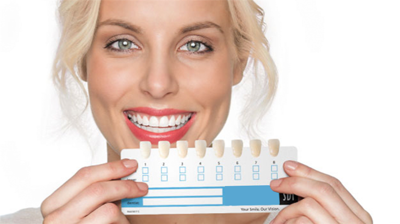 Laser Teeth Whitening - Skin and Teeth Medical Center - Ajman - UAE