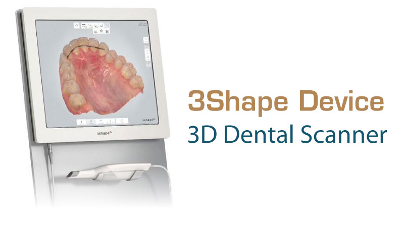 3Shape Device - Skin and Teeth Medical Center - Ajman - UAE