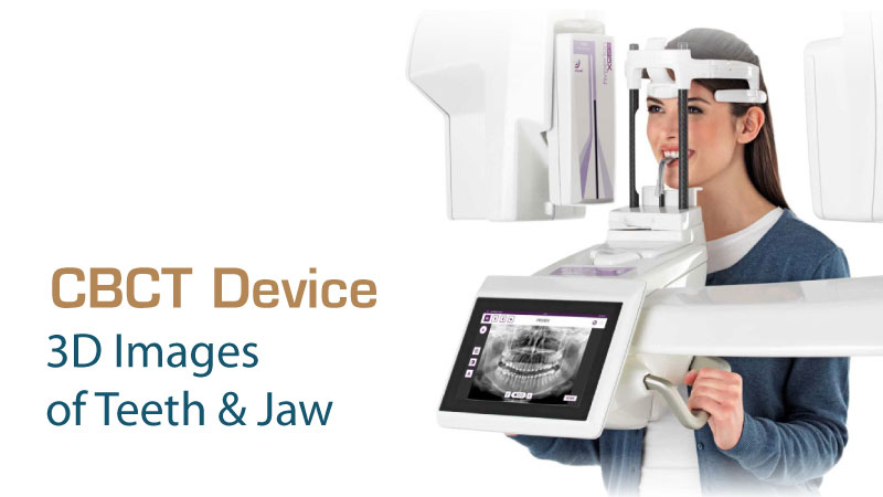 CBCT Device - Skin and Teeth Medical Center - Ajman - UAE